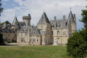 Histoire du chateau de Londigny récent