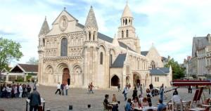 Poitiers centre ville